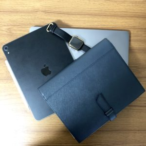 MacBookProとAppleWatchとiPadProとシステム手帳
